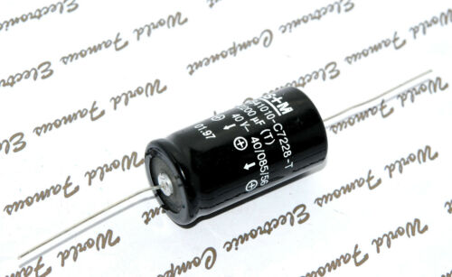 2200uF 40V Axial Electrolytic Capacitor 1pcs SIEMENS B41010-C7228-T EPCOS