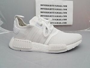9a36f632368d3 Adidas Nmd R1 Triple White Ebay kenmore-cleaning.co.uk