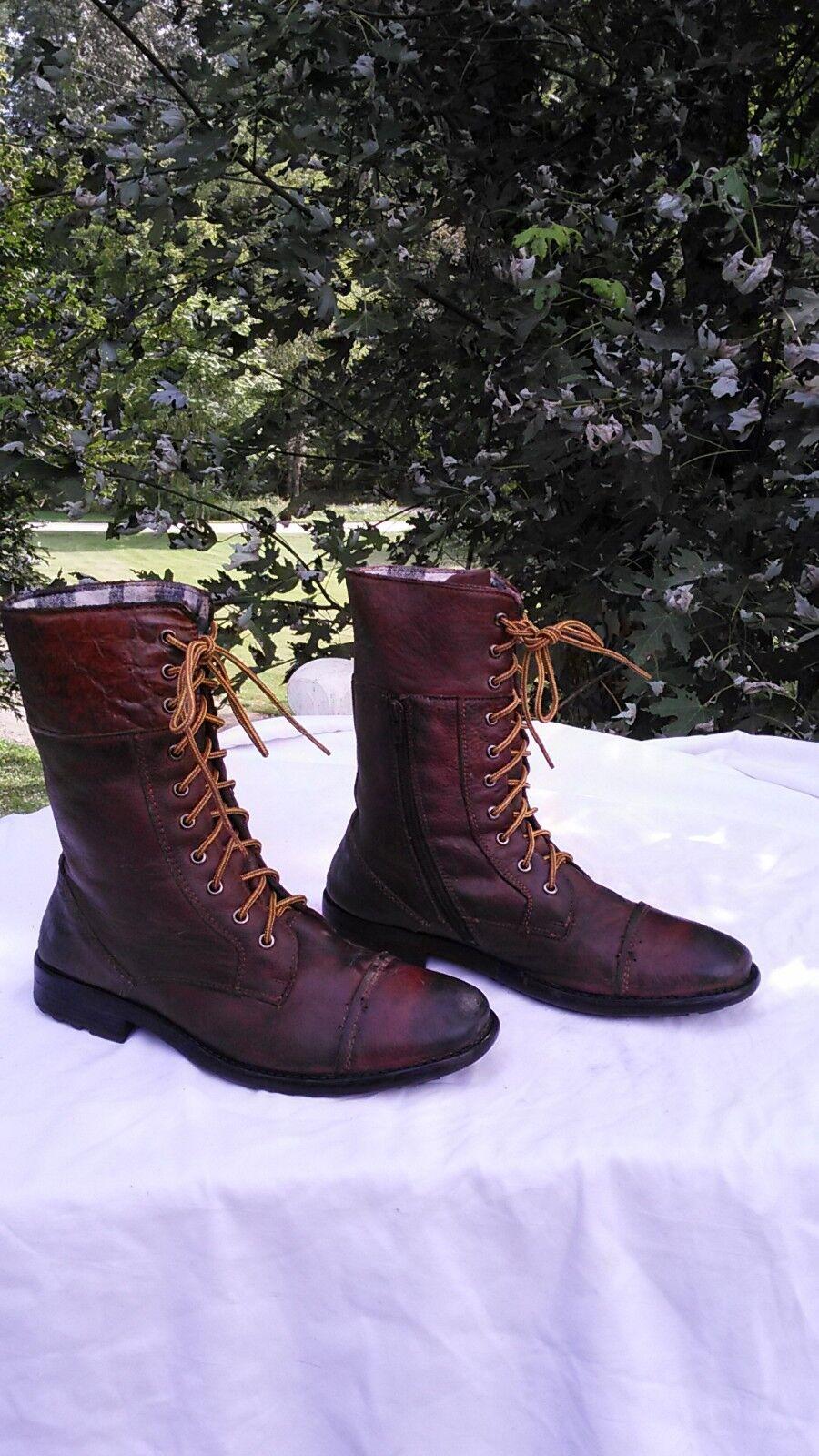 Steve Madden Madden Madden botas talla 10 para hombres acc49c
