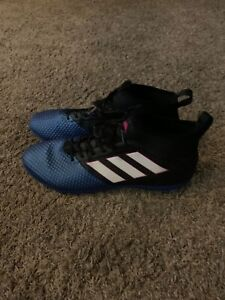 Mens-Adidas-Indoor-Soccer-Shoes-Size-11-5