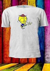 TESTA-D-039-UOVO-JR-Cartoon-Divertente-Uomini-Donne-Unisex-T-shirt-3647