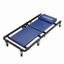 Adjustable Foldable Garage Auto Shop Mechanic Floor Roller Seat Chair Creeper