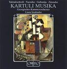Kartuli MUSIKA Taktakischwili/gabunija Audio CD
