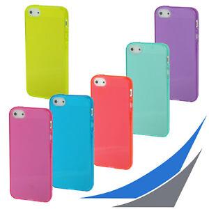 fuer-iPhone-5-5S-SE-Shiny-Design-Case-Tranparent