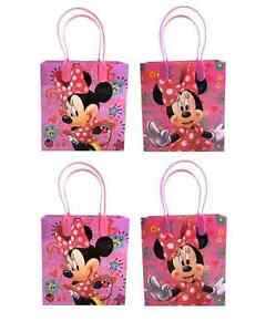 Disney-Minnie-Mouse-Goody-Bag-Party-Goodie-Gift-Birthday-Candy-Bags-24pc