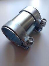 Fascetta stringi-tubo stringitubo Morsetto doppio 65mm x 125mm Downpipe Scarico