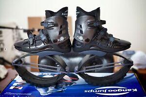 Kangoo Jumps KJ XR3 SE Rebound Boots Shoes running size...
