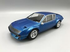 1:18 Solido Renault Alpine A310 V6 Pack GT 1983-1985 bluemetallic
