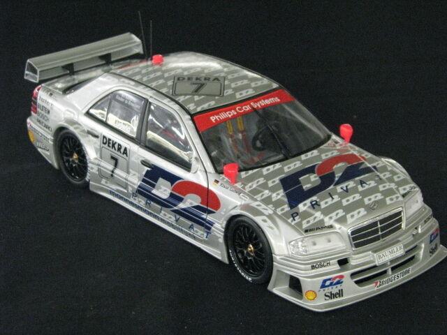 UT Model AMG  Mercedes C-Class V6 DTM 1994 1 18  7 Klaus Ludwig (GER) (MCC)  prix bas discount