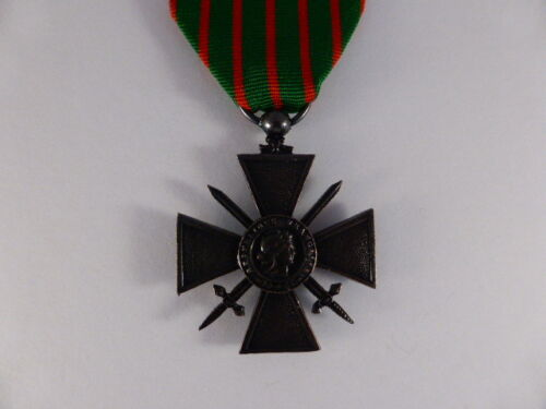 WW1 FULL SIZE MEDALS FRENCH CROIX DE GUERRE