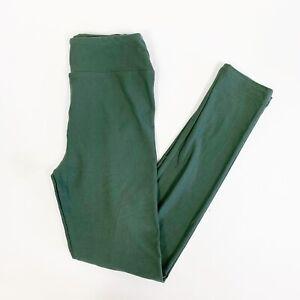 NEW LuLaRoe Solid Cream Green Tween Leggings