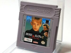 Home-Alone-2-Lost-In-New-York-Nintendo-Game-Boy-1991-GAME-ONLY