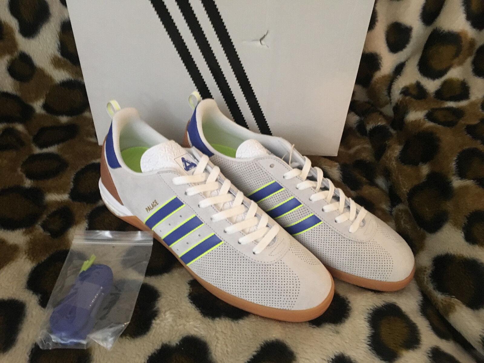 New Adidas X Palace Indoor- CG3364 mens sz 11