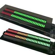 Music Spectrum Audio Level Indicator Stereo Led Light Amplifier Dc 12v Car Mp3