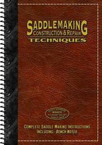 Saddlemaking-Construction-amp-Repair-Techniques-Book