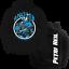 Con cappuccio Pullover pescatore il mio spazio hoodie a pesca pescare uomini hobby regalo
