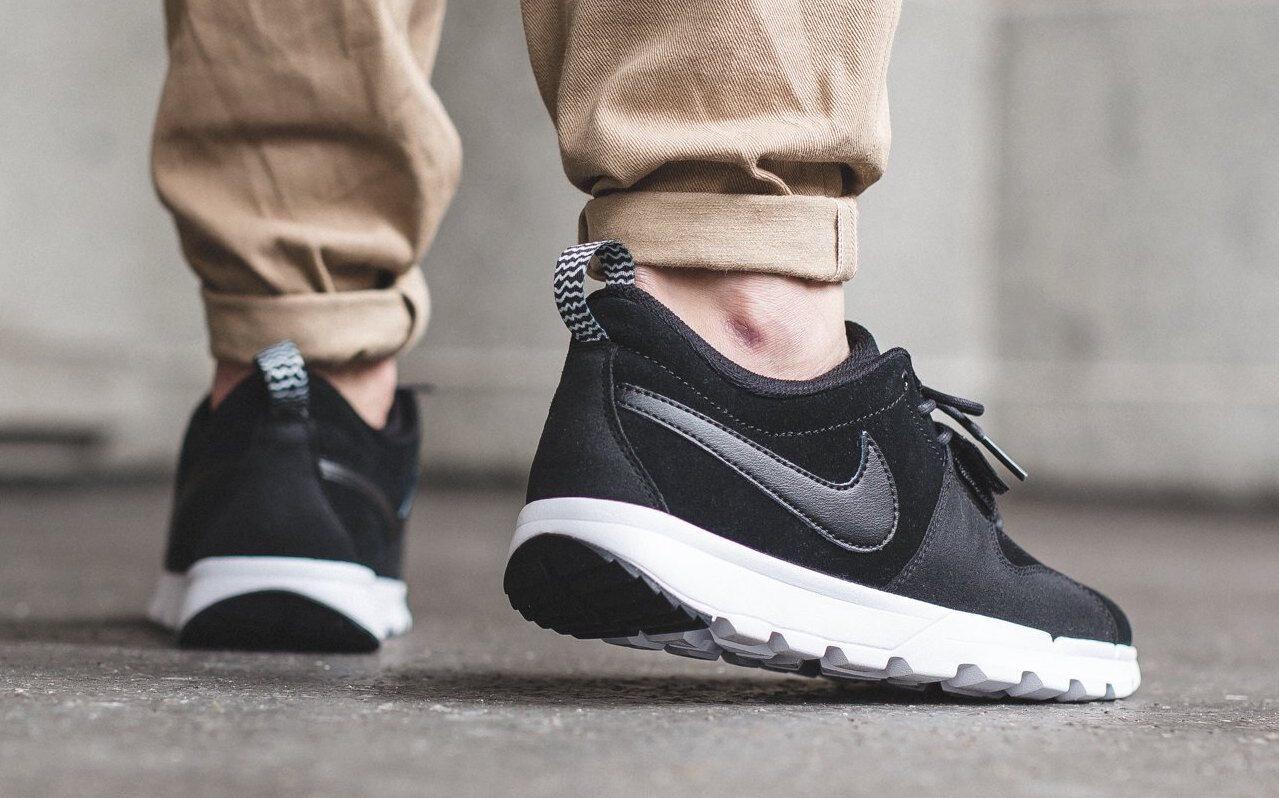 Nike Trainerendor L Zapatillas Cuero ante Sb Casual Gimnasio Tira UK 5.5