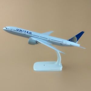 20cm Air United Airlines Boeing 777
