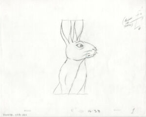 Watership-Down-1978-Production-Animation-Cel-Drawing-with-LJE-COA-023-1