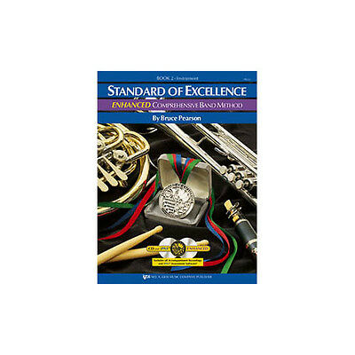 Musical Instruments & Gear 2019 Latest Design Kjos Pw22ek Standard Of Excellence Enhancer Kit Book 2 Instruction Books, Cds & Video