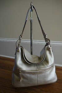 Monsac-Metallic-Gold-Hobo-Leather-Handbag-Purse