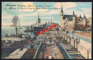 Antwerpen-Hafen-Dampfer-1915-Feldpost-1-wk