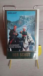 4-Karl-May-VHS-Kassetten