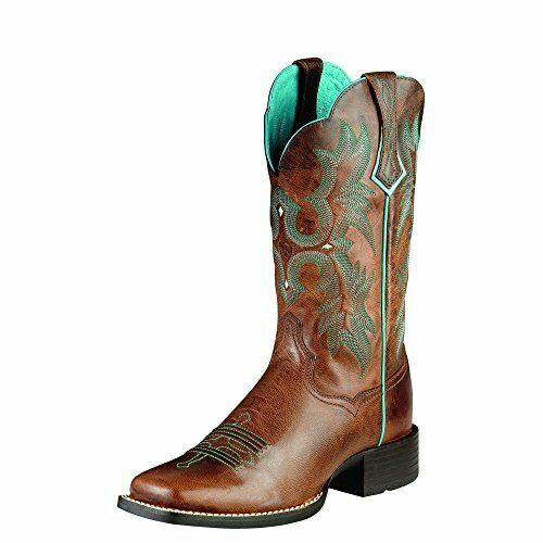 Pick SZ//Color. Ariat Womens Tombstone Western Cowboy Boot