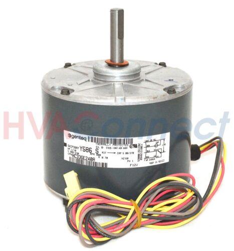 Carrier Bryant Payne Condenser FAN MOTOR 1//10 HP 208-230v HC33GE240 HC33GE240A