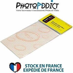 Lot 3 x Marumi Extra Fine en tissu microfibre 15x15cm-Haut de gamme-Japon