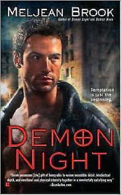 1 of 1 - Demon Night (Berkley Sensation), Brook, Meljean, Very Good Book