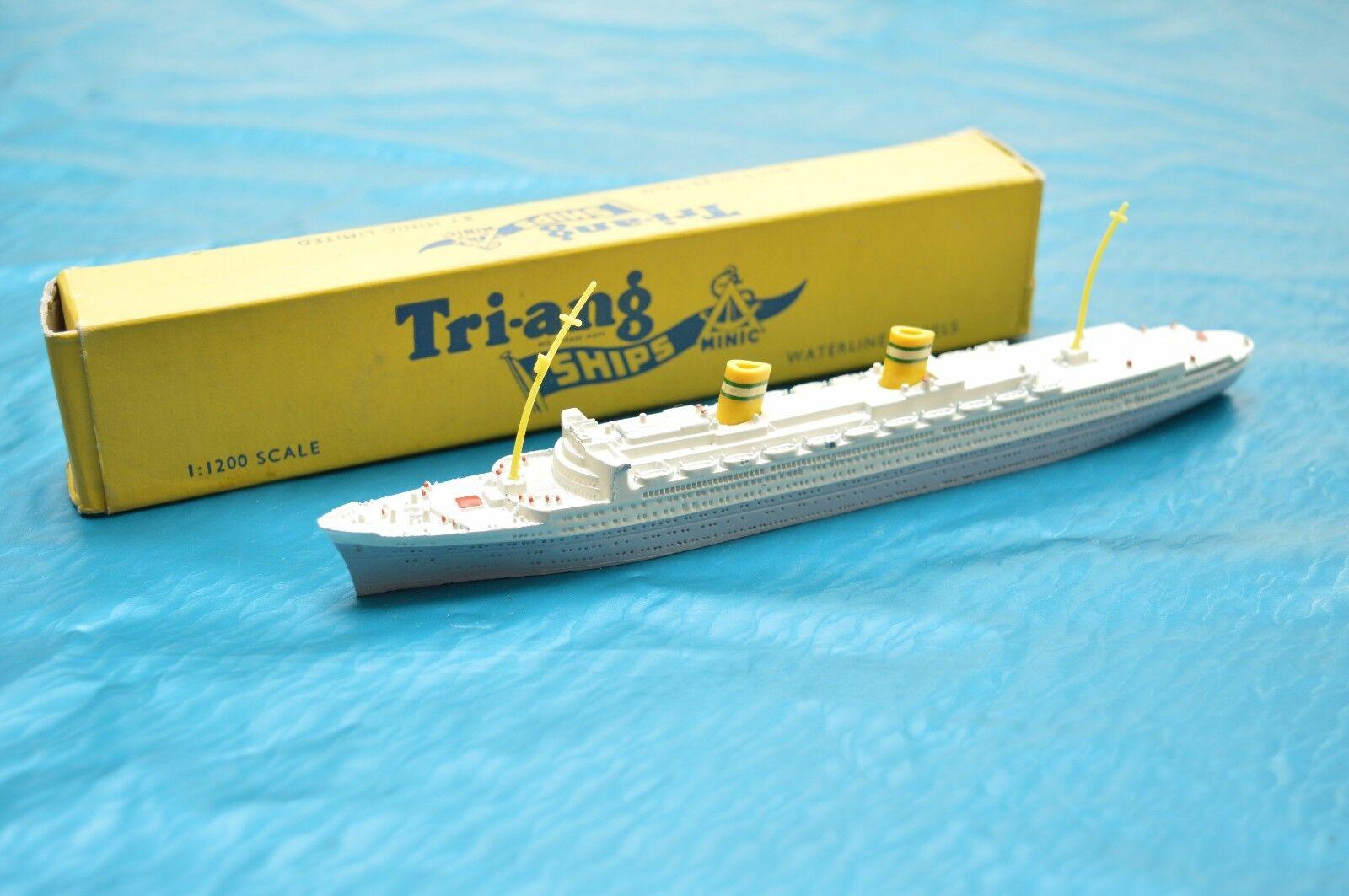 tienda de bajo costo Triang Minic Minic Minic Ships M.706 S.S. Cook AMSTERDAM  venta al por mayor barato