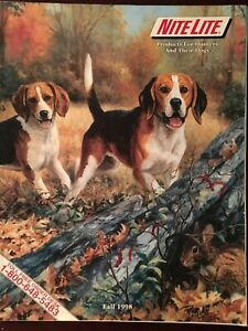 1998-Nite-Lite-Products-For-Hunters-And-There-Dogs-Hunting-Catalog