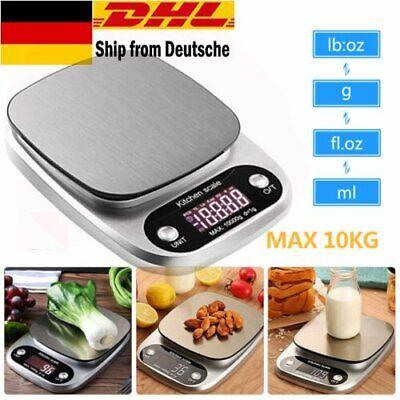 Genaue Digitale Elektronische Waage Schmuck Tragbare Küche Skala Gram 1000