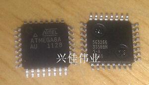 20PCS-ATMEL-ATMEGA8A-AU-TQFP-32-IC