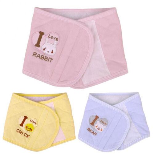 1PC nouveau-né Baby Belly Button Protecteur Bande Coton Doux Nombril Garde Circonférence Ceinture