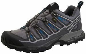 Detalles de Salomon X Ultra 2 GTX Hombre Gore-Tex Zapatos Calzado  Exteriores Senderismo