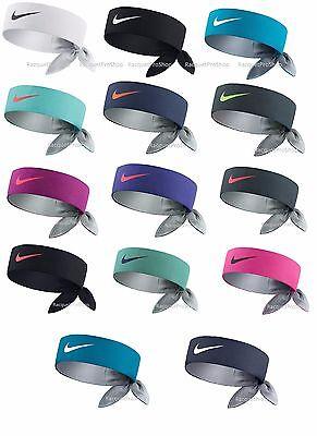 New Nike Headband Bandanna Tennis Running Basketball Nadal Head Tie RARE | eBay