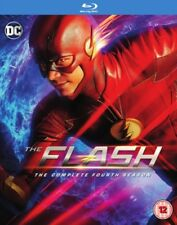 The Flash Season 4 Blu-ray 2018 DVD Region 2