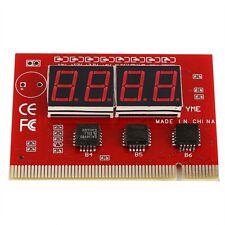 POST CARD Tester strumento diagnostico computer PCI PC analisi scheda madre