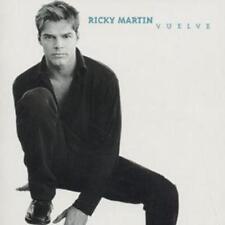 Audio CD - RICKY MARTIN - Vuelve - USED Very Good (VG) WORLDWIDE