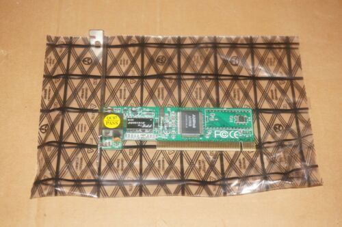 INFINEON AN983B 10//100MBPS IEEE 802.3 802.3U PCI ETHERNET NETWORK CARD