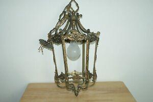 Victorian Br Lantern Light Lamp