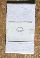 Pottery Barn Lacey Standard Sham Sold Out Rare Bedding 2 Available
