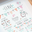 Personalised-Birth-Print-for-Baby-Boy-Girl-New-Baby-Gift-or-Christening-Present thumbnail 123