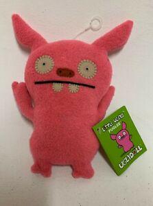 Puglee-UglyDoll-Original-Little-Uglys-plush-toy-BNWT-UglyDolls