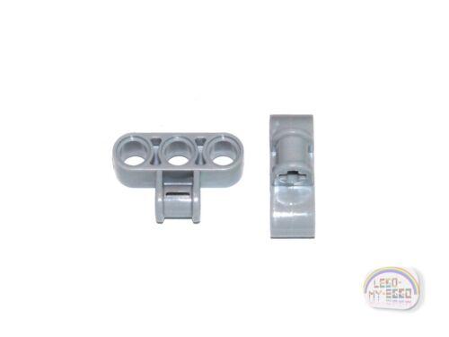 3L Perpendicular Axle /& Pin Connector Triple New LEGO Technic LBG