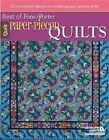Paper-Pieced Quilts: 22 Foundation Designs to Challenge Your Piecing Skills! by Marianne Fons, Liz Porter (Paperback / softback)