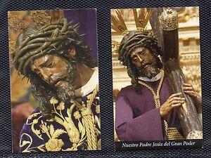 Detalles De Semana Santa Sevilla Nuestro Padre Jesus Del Gran Poder Ct 974