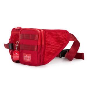 2622e6b8bb Manhattan Portage PUMA Echelon Waist Bag - Red 1155 Limited Edition ...
